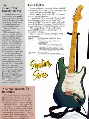 Fender Timeline | The History Of Fender Guitars – SoundUnlimited