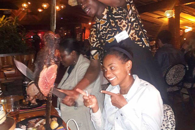 Africa's Greatest Eating Experience