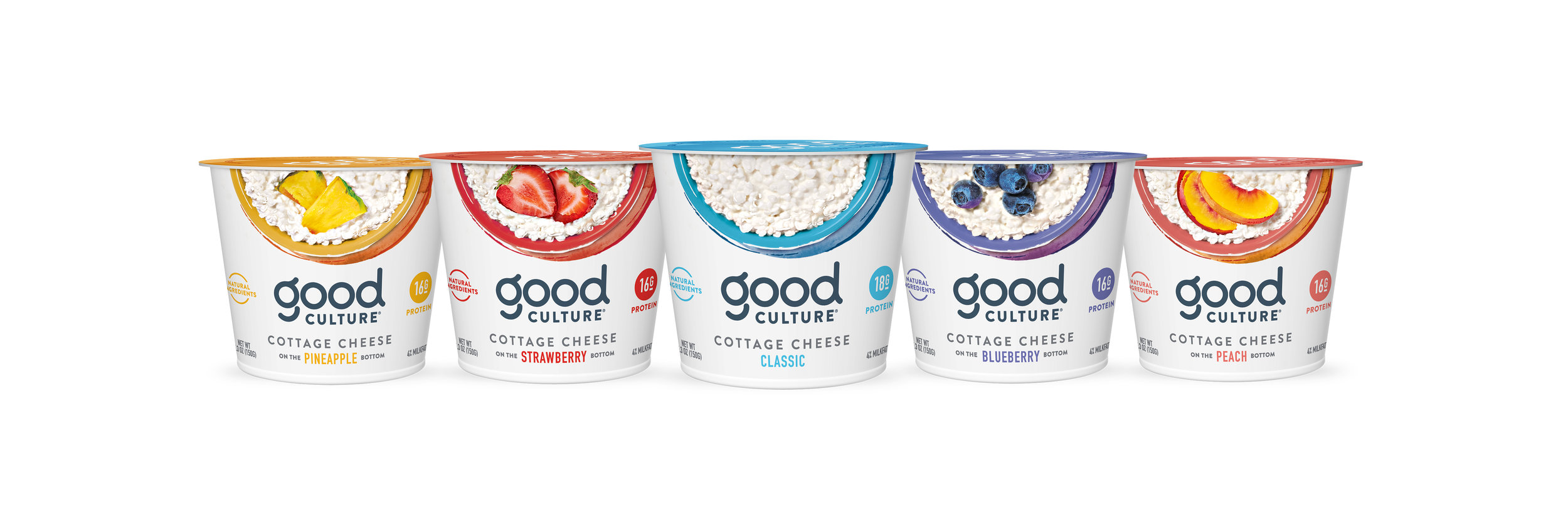 Good Culture Cottage Cheese Gets A Crisp New Look