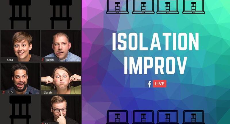 Isolation Improv LIVE