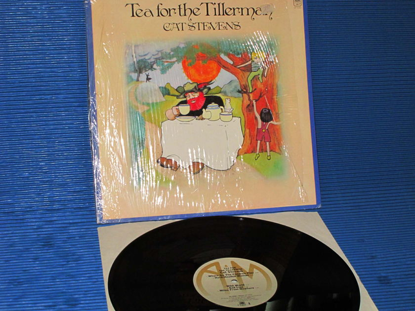 "CAT STEVENS  - ""Tea for the Tillerman"" - A&M 1980's"