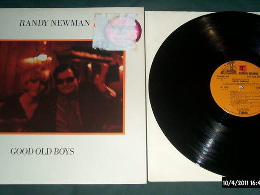 Randy newman - Good Old Boys promo lp nm