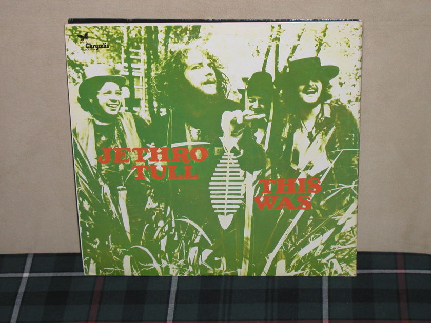 Jethro Tull - This Was  2-Tone W7/Reprise Gatefold RS 6336
