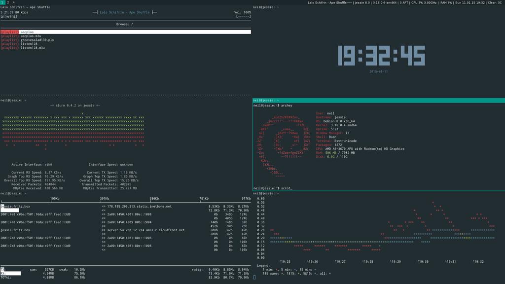 MX 15/16 Repository: The i3 thread - MX Linux Forum