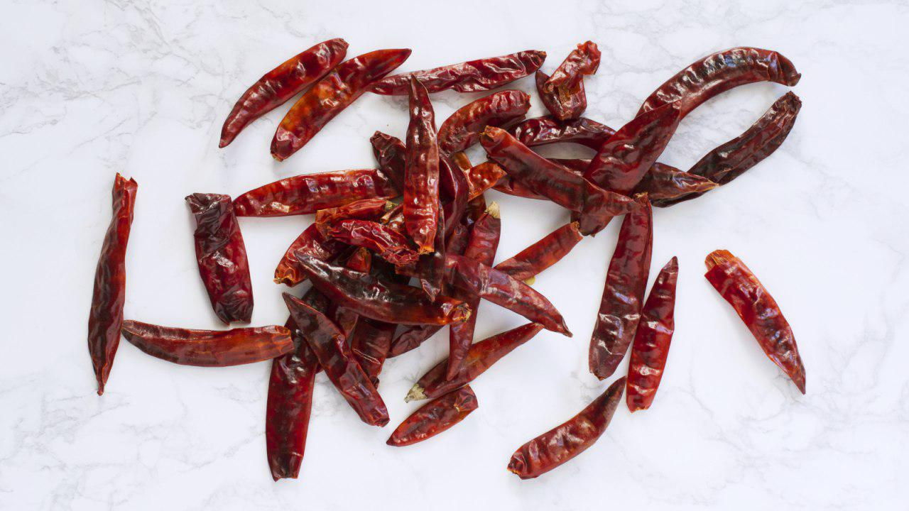 Chilli Peppers (dried)
