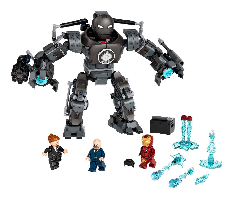 Iron man: ironmonger mayhem set