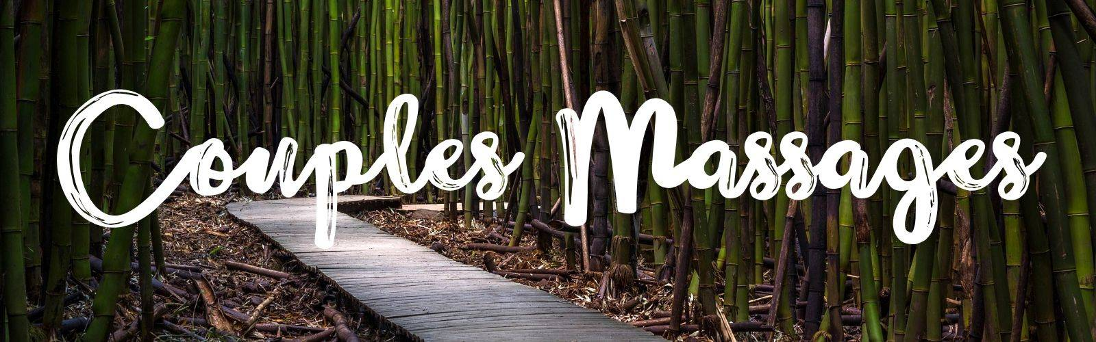 Couples Massages in Hot Springs, AR | Thai-Me Spa | Two Locations in Hot Springs