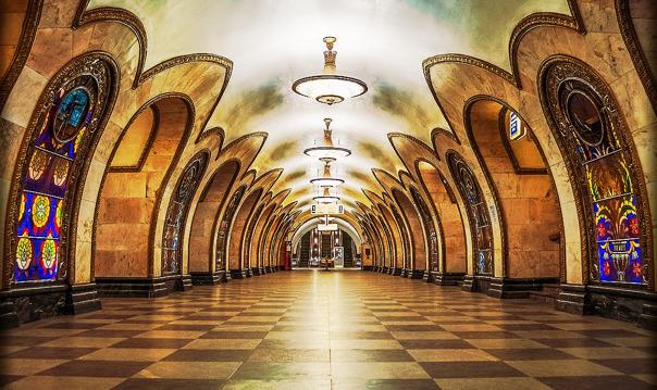 «Дивные сказки Подземелья: научные светильники, руины империи...»