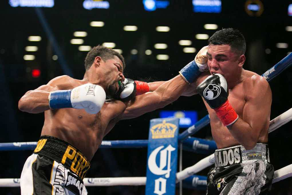 vegas boxing