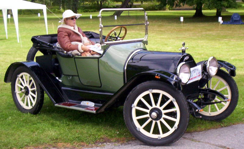 Chevy Royal Mail Roadster