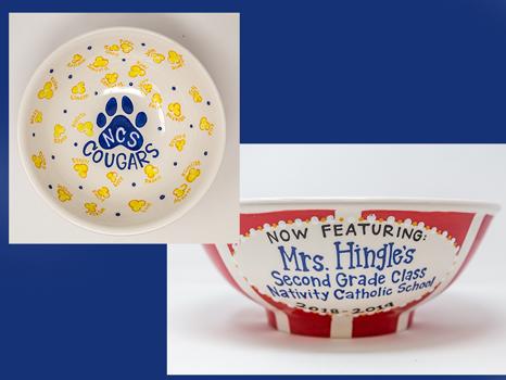 2B: So POPular Popcorn Bowl