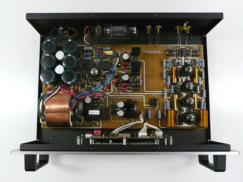 Audio Research PH-7 updated power supply