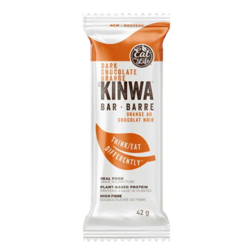 Kinwa bar chocolat orange moi d'abord
