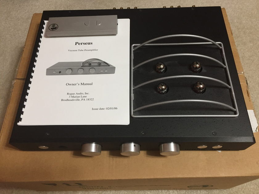 Rogue Audio Perseus Magnum w/phono stage
