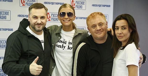 Дуэт #2Маши в гостях у «Русских Перцев» - Новости радио OnAir.ru
