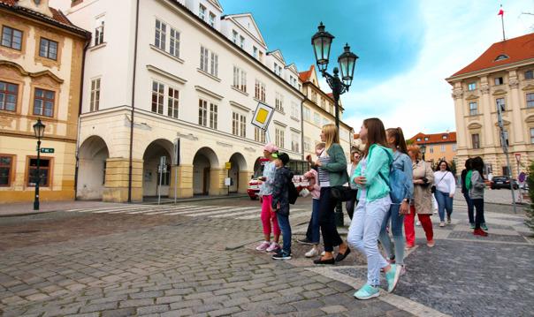 Знатоки Средневековья. Экскурсия-квест для семей с детьми