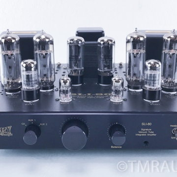 SLI-80 Signature Tube Stereo Integrated Amplifier