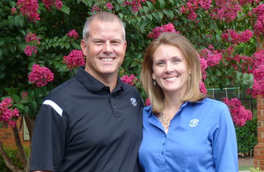 Franchise Owners of Primrose School Tommy and Amy Roper