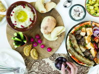 ASROUNIEH, A FRIDAY LEBANESE LUNCH image