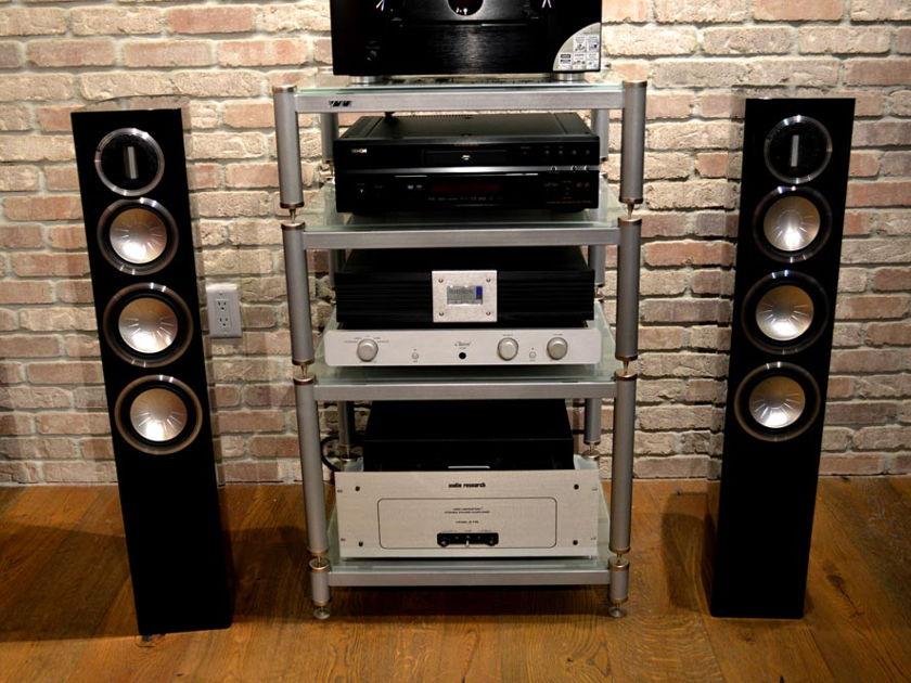 Monitor Audio GX200 Tower Loudspeaker - Piano Gloss Black