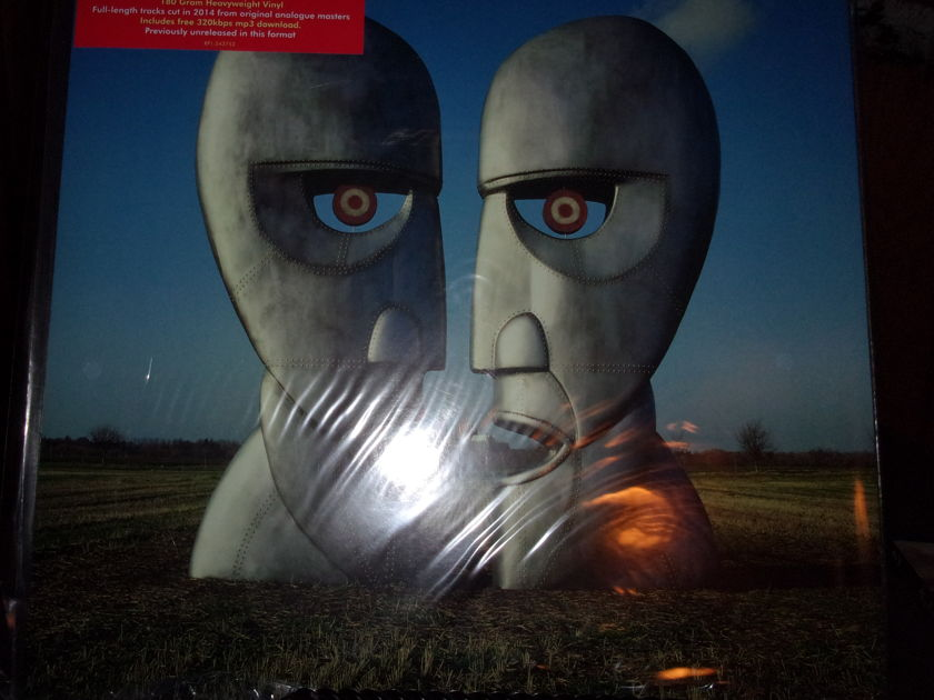 Pink Floyd - The Division Bell Double LP