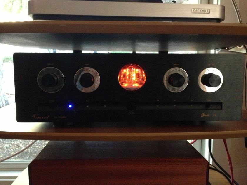 Vincent SV-236 mk Integrated Amplifier