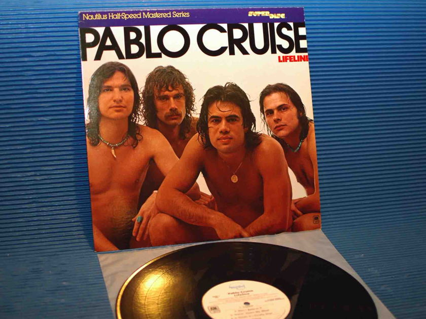 """PABLO CRUISE   - """"Lifeline"""" -  Nautilus Super Discs 1980"""