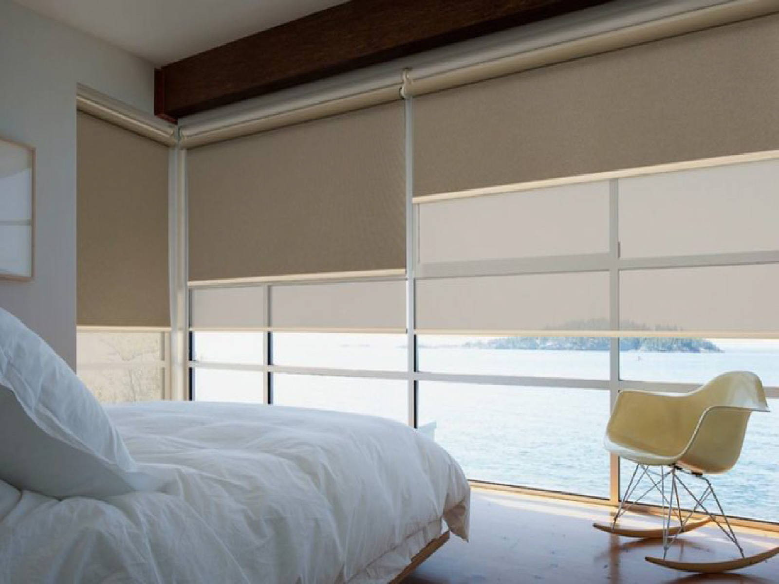 custom made double roller blinds online