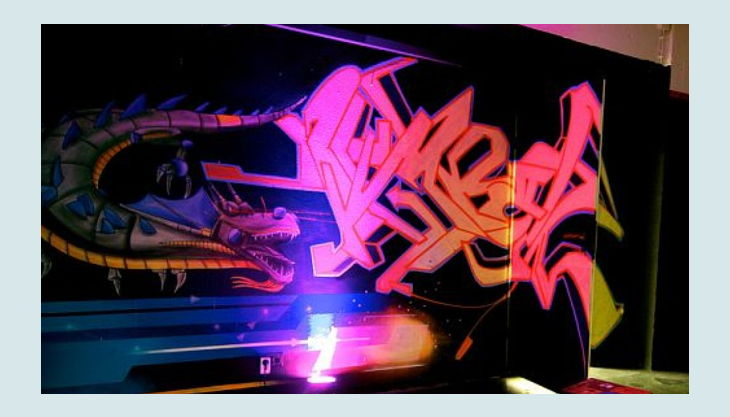 bg lasertag erlebnis gmbh frankfurt wandbild