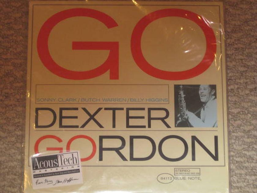 Dexter Gordon  Go - 45 Rpm LP set sealed ltd edition