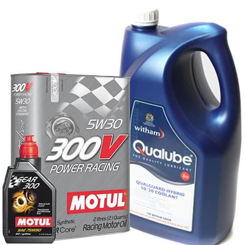 Oil & Fluids Category