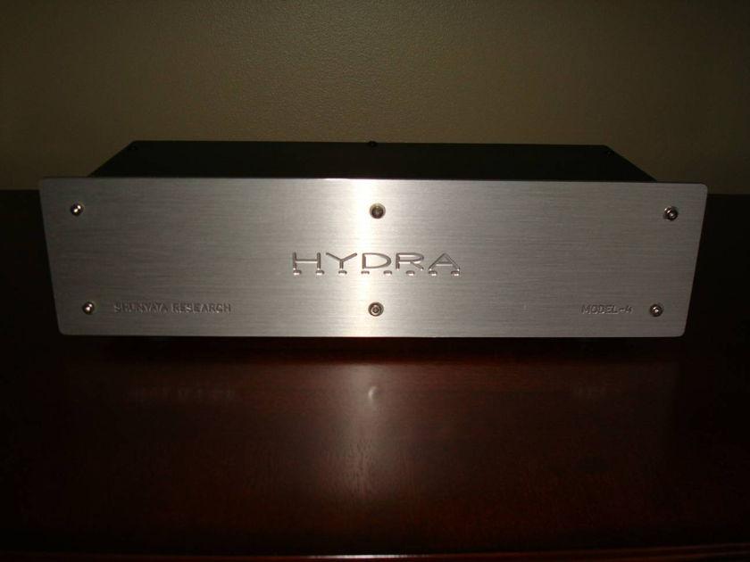 Shunyata  Hydra Model 4 Mint, As New condition