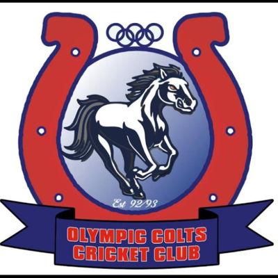 Olympic Colts Cricket Club Logo