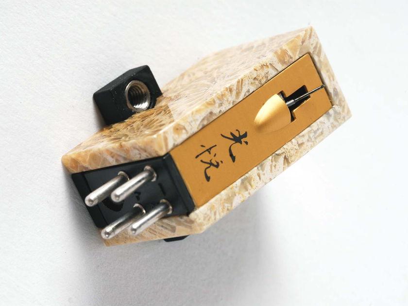 Koetsu Coralstone Top line MC Cartridge