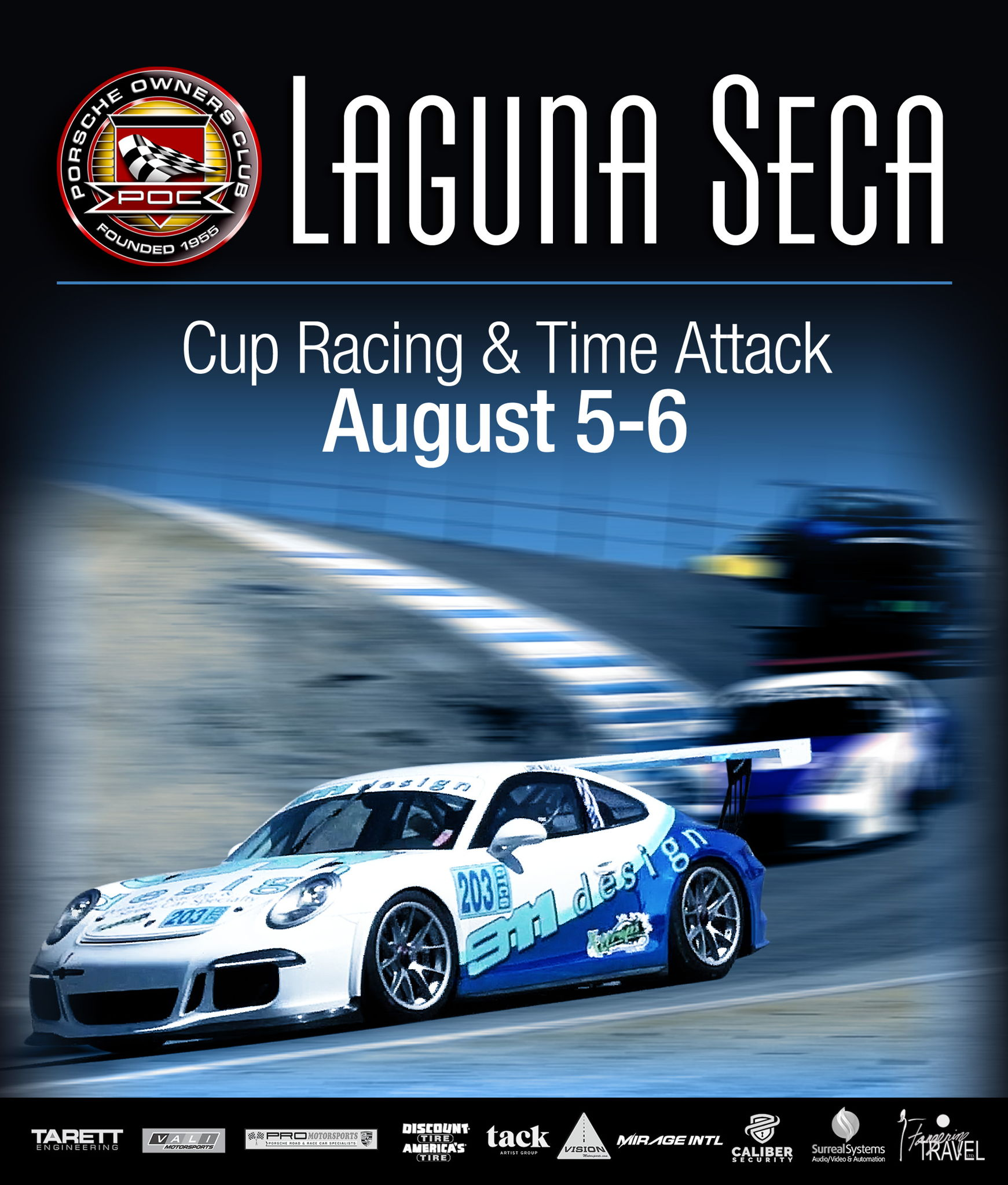 POC @ Laguna Seca Aug. 5 & 6th 2017 info on Aug 5, 2017 (822720 ...
