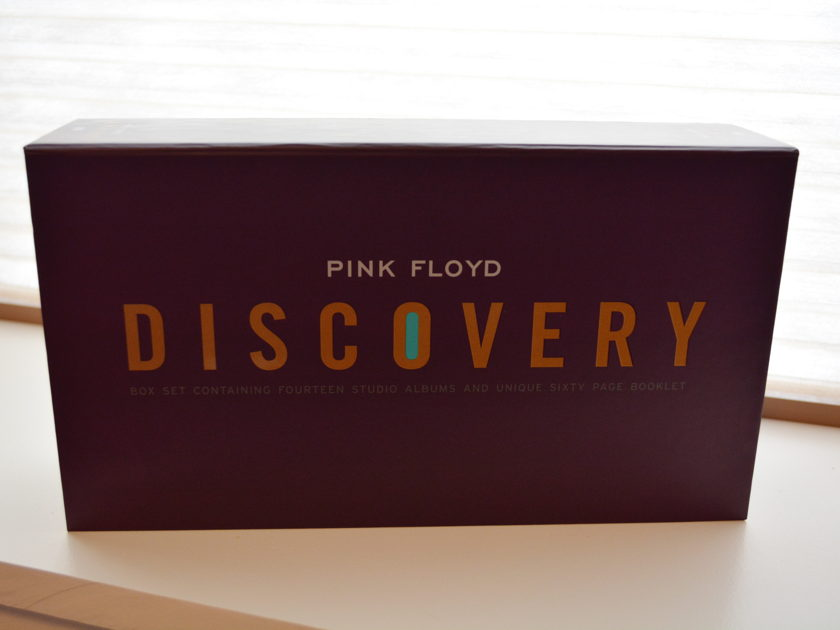 Pink Floyd  - Discovery CD Box Set