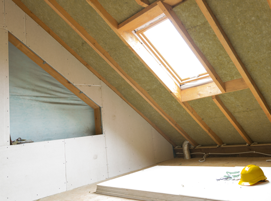 The Straight, Lonehill - Home insulation isn't all about the materials. You need to plan from the ground up.