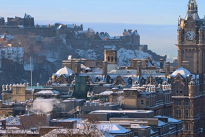 Winter Running Tour with Whisky Tasting