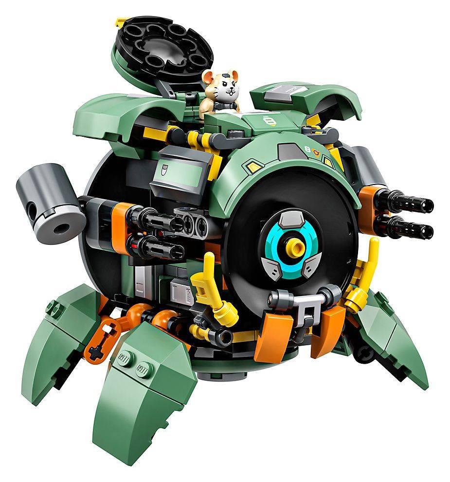 LEGO Wrecking Ball 75976