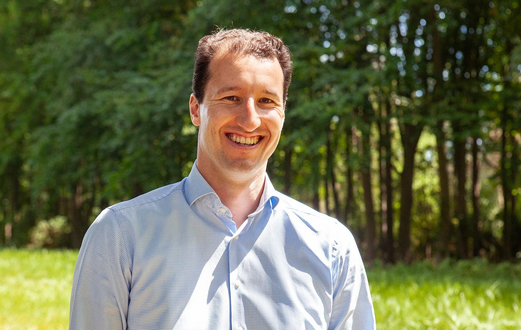 Roel Dirkx, één van de adviseurs geothermie van IF Technology, die betrokken is bij het onderzoeksproject Lean van Warmtebron Utrecht.