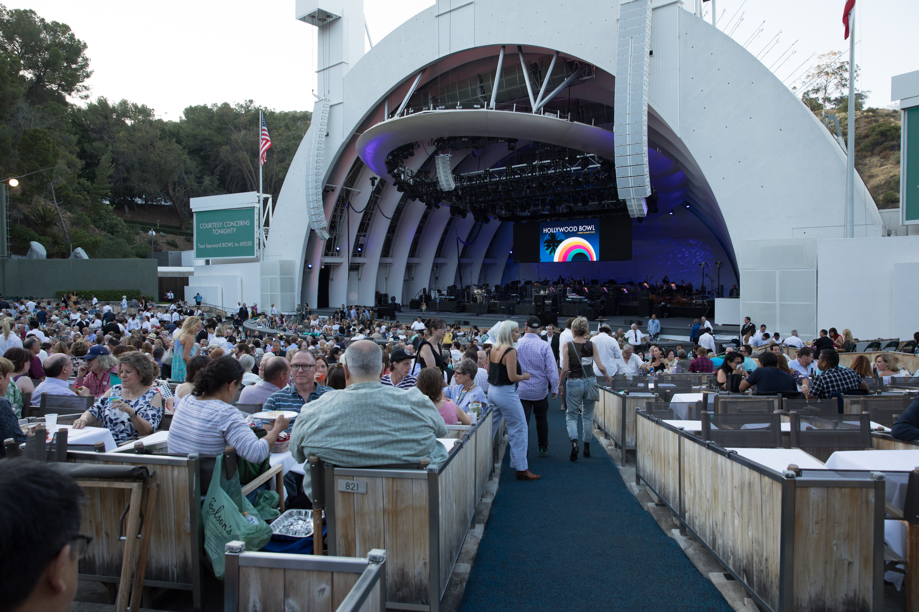 Hollywood Bowl Concerts >> Hollywood Bowl Opening Night 2018 Hollywood Bowl