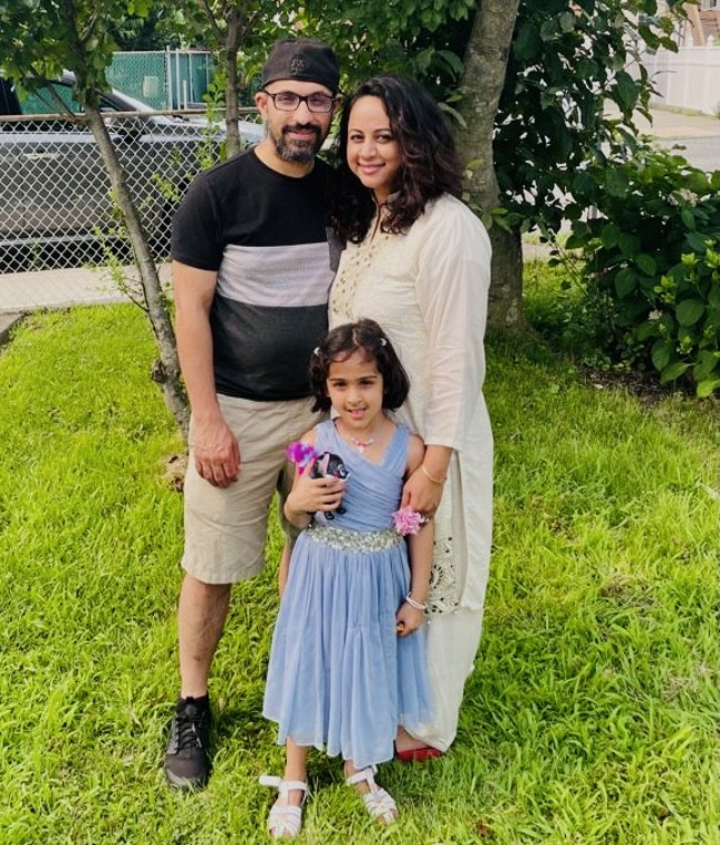 Family of the Month - August 2021