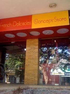 Baker street french bakery pondicherry