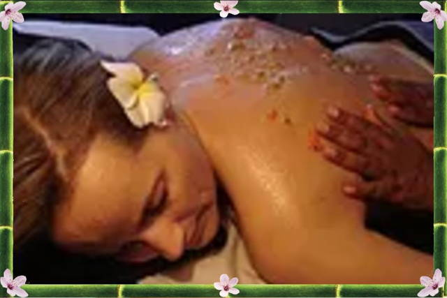 Back Facial in Hot Springs AR - Thai-Me Spa