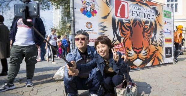 Как «Лемма» радовала тигриную толпу во Владивостоке - Новости радио OnAir.ru