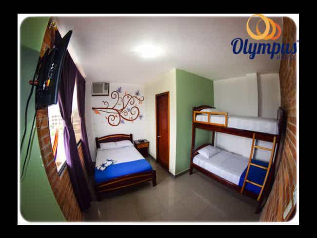 Style and Comfort Hotel Olympus :: Montañita !!-Montañita