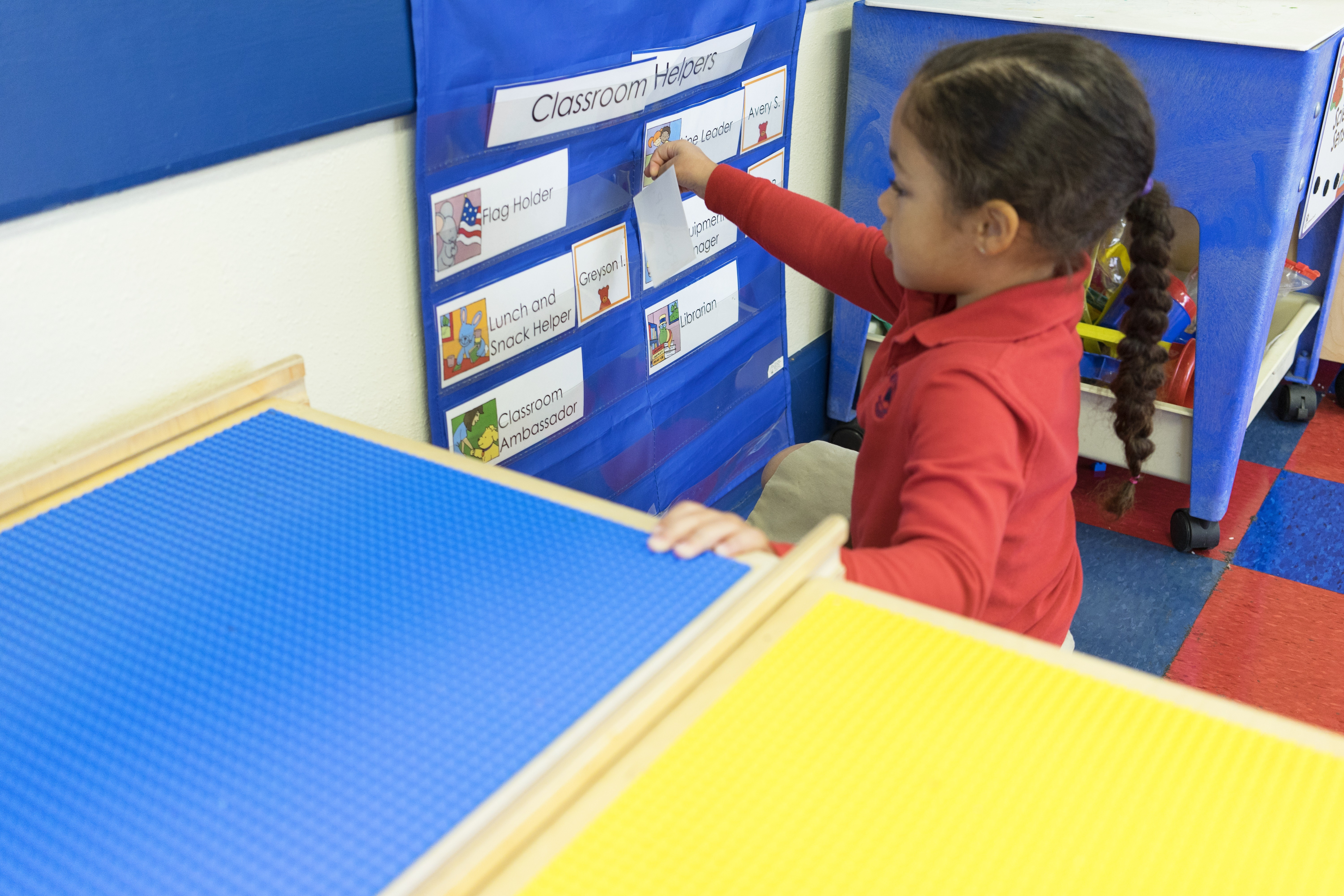 responsibility chart helper classroom education learning student child
