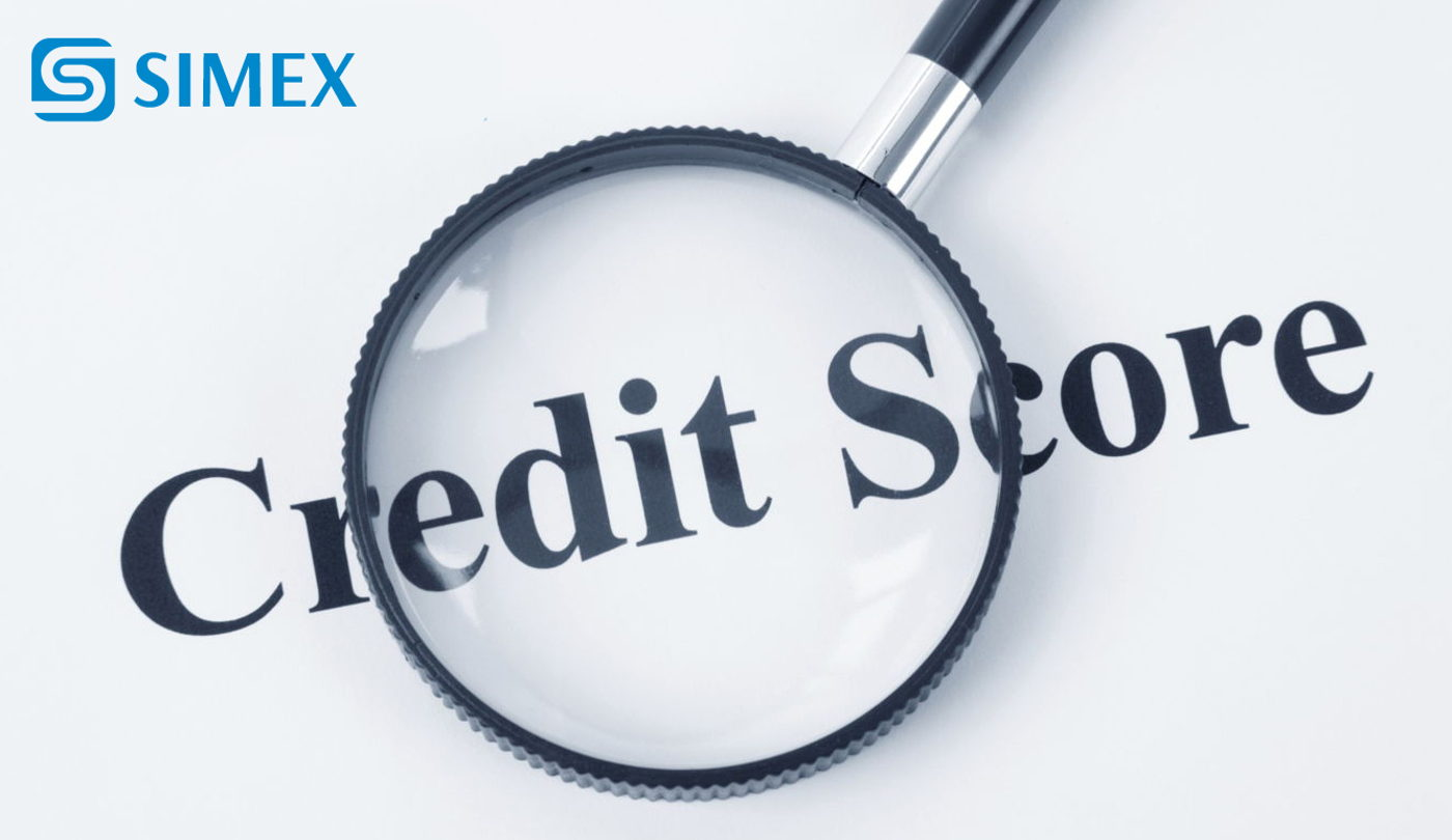 Credit check on the SIMEX platform