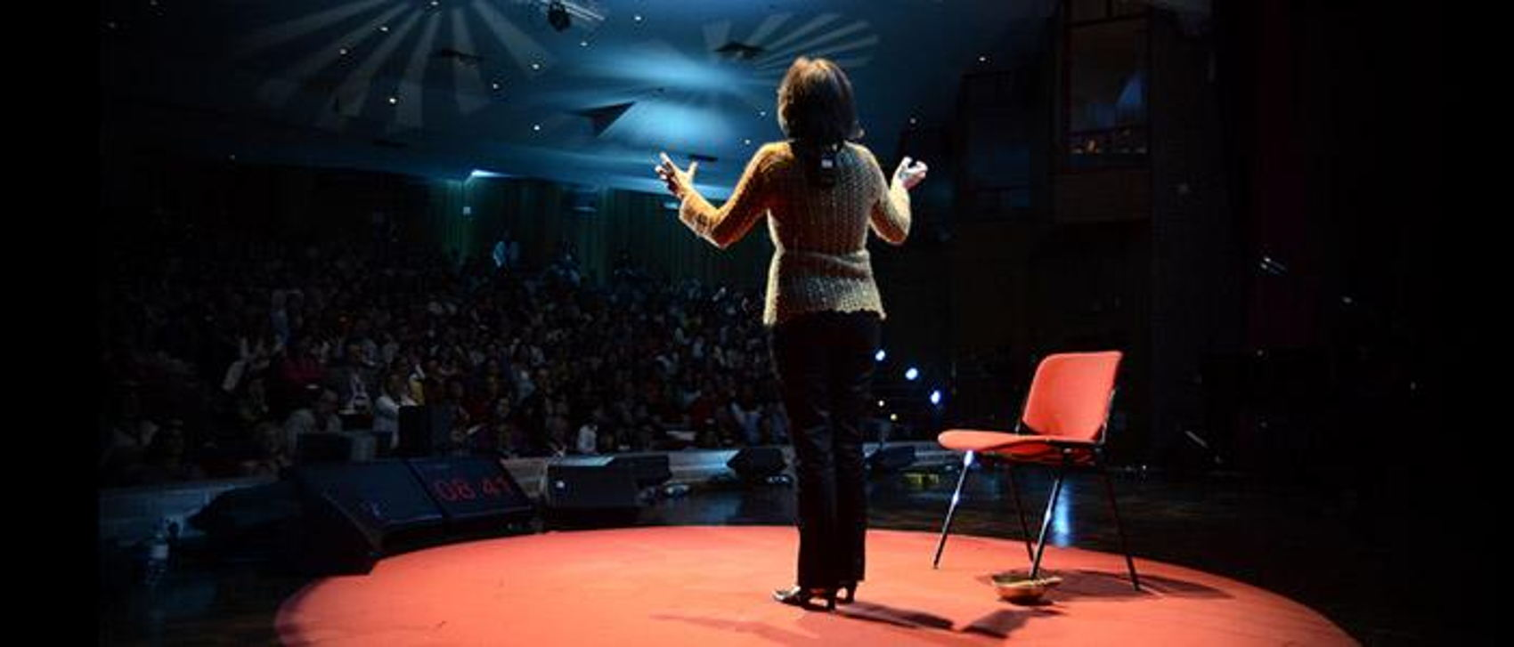 What I Learned From Doing A TEDx Talk