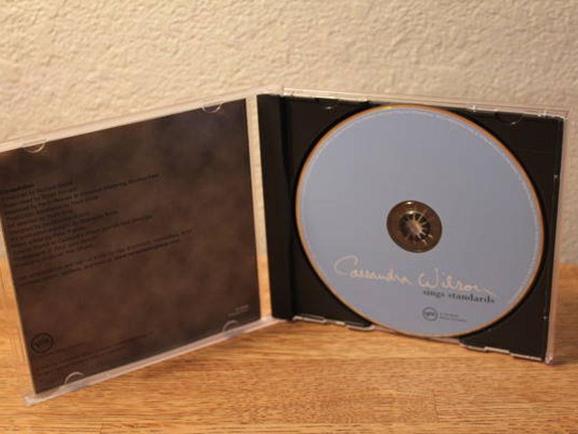 Cassandra wilson - Sings Standards BMg cd